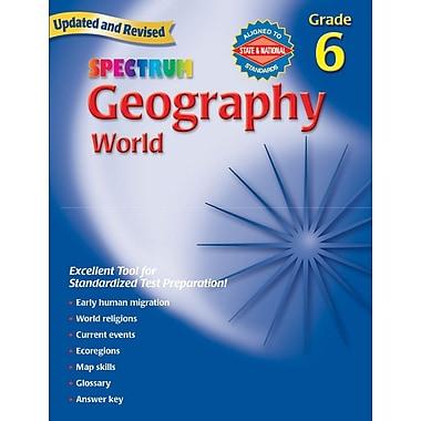 Spectrum 0769687261 Grade 6 Geography Workbook