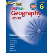 Spectrum 0769687261 Grade 6 Geography Workbook