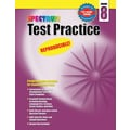 Spectrum Test Practice Workbook, Grade 8