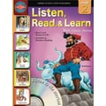 American Education Listen, Read, and Learn with Classic Stories Book with CD, Grade 2