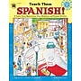 Instructional Fair Teach Them Spanish! Resource Book, Grade