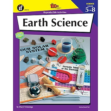 Instructional Fair Earth Science Resource Book