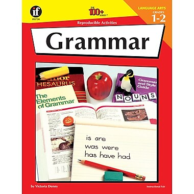 Instructional Fair Grammar Resource Book, Grades 1 - 2