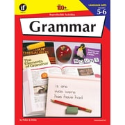 Instructional Fair Grammar Resource Book, Grades 5 - 6