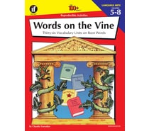 Word Building Skills Books