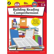 Instructional Fair Building Reading Comprehension Resource Book, Grades 3 - 4