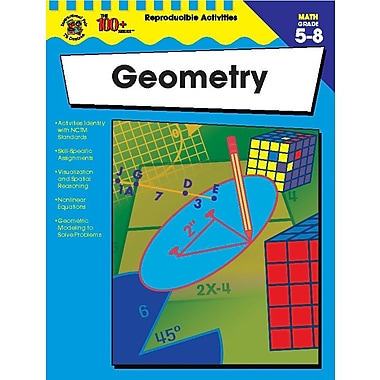 Instructional Fair Geometry Resource Book