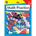 Instructional Fair Math Practice Resource Book, Grades 3-4