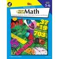 Instructional Fair Mixed Skills in Math Resource Book, Grades 5 - 6