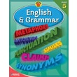 Brighter Child English & Grammar Workbook, Grade 5
