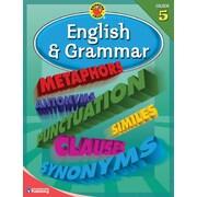 Brighter Child English & Grammar Workbook, Grade 5