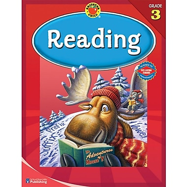 Brighter Child Reading Workbook, Grade 3