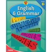 Brighter Child English & Grammar Workbook, Grade 6