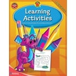Brighter Child Learning Activities Workbook, Grade PK