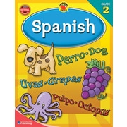 Brighter Child Spanish Workbook