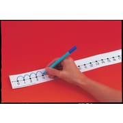 Ideal School Supply Student Number Lines with Non-Adhesive Backs Desk Tape