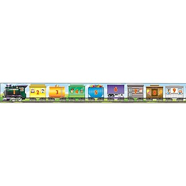 Brighter Child Number Train Floor Puzzle