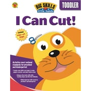 Brighter Child I Can Cut Workbook