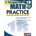 Frank Schaffer Math Practice Workbook, Level 1B, Grades 1 - 2
