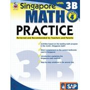 Frank Schaffer Math Practice Workbook, Level 3B, Grade 4