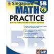 Frank Schaffer Math Practice Workbook, Level 5B, Grade 6
