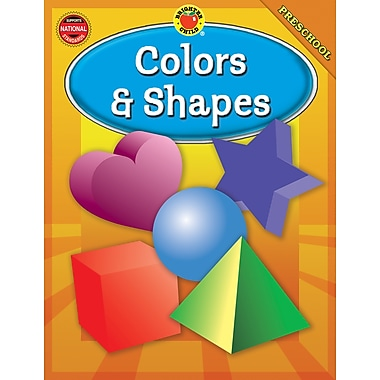 Brighter Child Colors & Shapes Workbook
