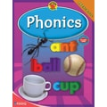 Brighter Child Phonics Workbook, Grade Preschool
