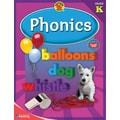 Brighter Child Phonics Workbook, Grade K