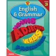 Brighter Child English & Grammar Workbook, Grade 3
