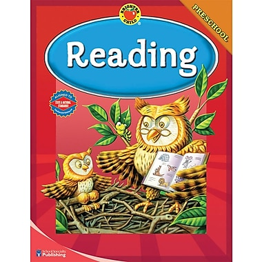 Brighter Child Reading Workbook, Grade Preschool