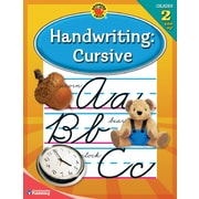 Brighter Child Handwriting: Cursive Workbook