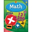 Brighter Child Math Workbook, Grade 6