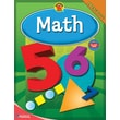 Brighter Child Math Workbook, Grade Preschool