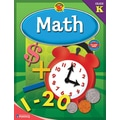 Brighter Child Math Workbook, Grade K