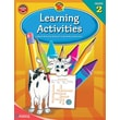 Brighter Child Learning Activities Workbook, Grade 2