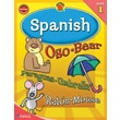 Brighter Child Spanish Workbook, Grade 1