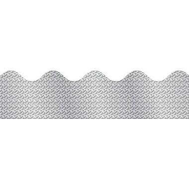 Carson-Dellosa Silver Sparkle Borders