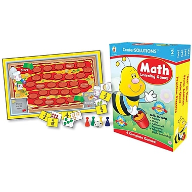 Carson-Dellosa Math Learning Games, Grade 2