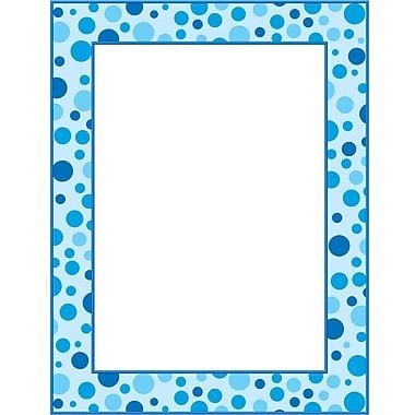 Scholastic Printer Paper 11in. x 8.5in., Blue (TF-3564)