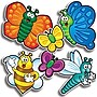 Scholastic Bees, Bugs & Butterflies Accent Punch-Outs