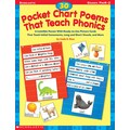 Scholastic 30 Pocket Chart Poems That Teach Phonics