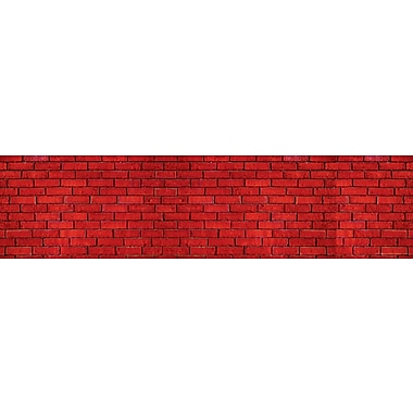 Scholastic Red Bricks Jumbo Borders