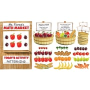 Scholastic Farmer's Market Math Bulletin Board