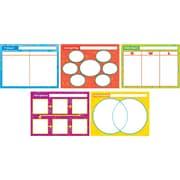 Scholastic Great Graphic Organizers Bulletin Board
