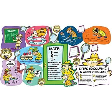 Scholastic Math PSI (Problem Solvers Inc.) Bulletin Board
