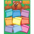 Scholastic Classroom Management, Bear Helper Chart