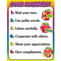 Scholastic Classroom Management, Good Manners Chart