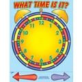 Scholastic Math, Alarm Clock Chart