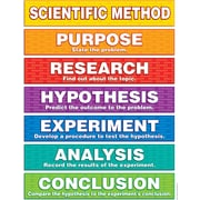 Scholastic Scientific Method Chart