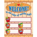 Scholastic Country Apple Welcome! Chart